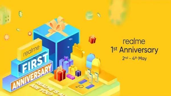Realme Anniversary Sale के लिए हो जाएं तैयार, स्मार्टफोन पर होगी डिस्काउंट की भरमार