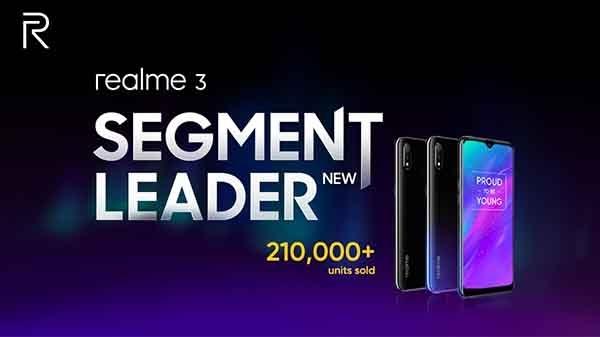 Realme 3 की फ्लैश सेल कुछ देर में होगी शुरू, पहले से ही भर लें अपना पता