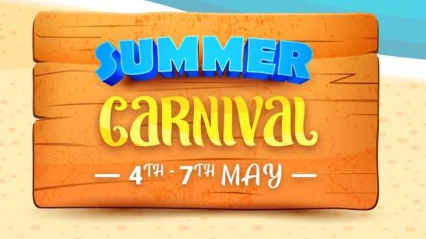 Flipkart Summer Carnival: ढेर सारे सामान और भरपूर ऑफर्स