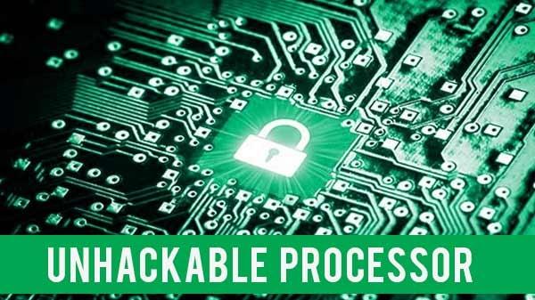 इस प्रोसेसर को हैक करना मुश्किल ही नहीं नामुमकिन है