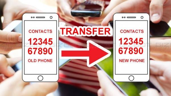 अपने पुराने फोन से नए फोन में इन स्टेप्स को फॉलो करके ऐसे करें कॉन्टेक्ट ट्रांस्फर