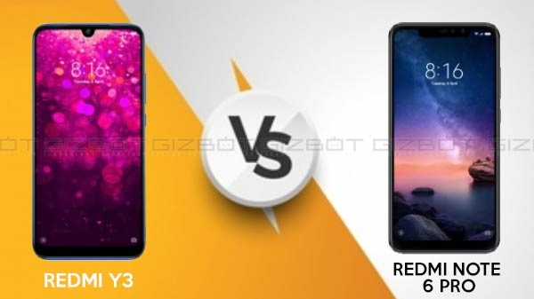 Redmi Y3 vs Redmi Note 6 Pro: इन दोनों में से किस स्मार्टफोन को खरीदेंगे आप...?