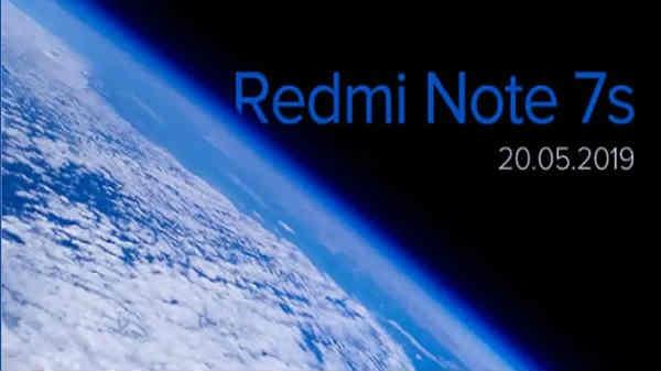 Redmi Note 7S अब से कुछ देर बाद होगा लॉन्च, यहां देखें लाइव इवेंट