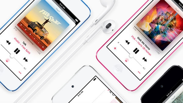 iPod Touch हुआ लॉन्च, 40 घंटे की म्यूजिक और 8 घंटे की वीडियो प्लेबैक क्षमता