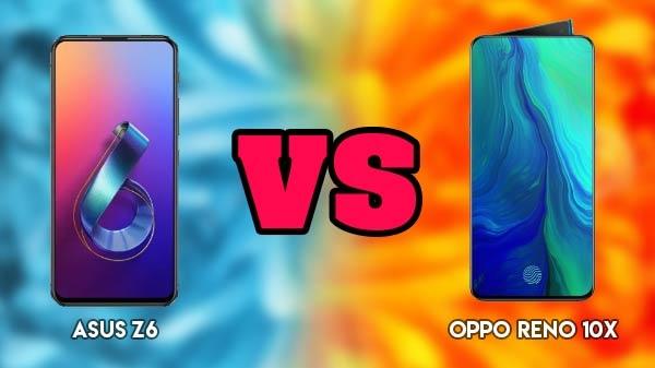 Asus 6z vs OPPO Reno 10x Zoom: इन दो कंपनियों के दो नए स्मार्टफोन का विश्लेषण