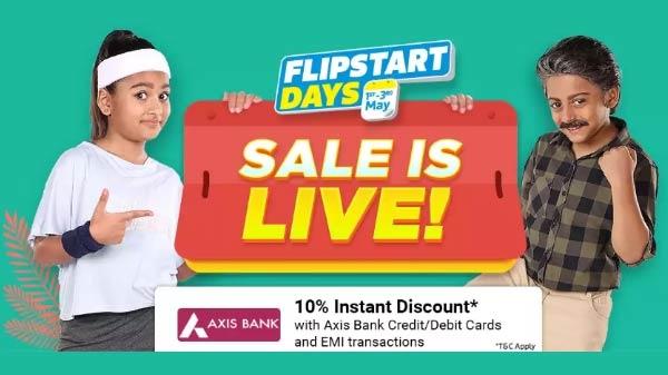 <strong>यह भी पढ़ें:-FlipKart पर FlipStart सेल शुरू, 3 जून तक मिलेगा भरपूर डिस्काउंट</strong>