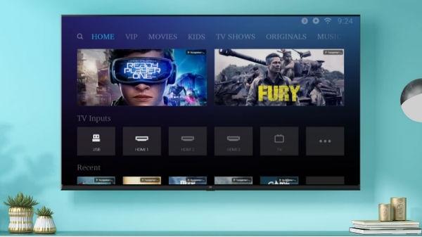 शाओमी ने  बाजार में उतारा MI LED टीवी 4 प्रो