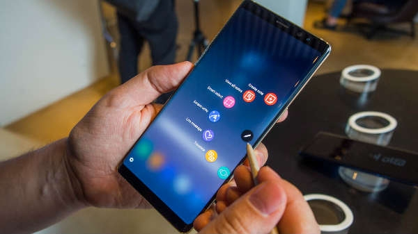 Samsung Galaxy Note 10: का स्क्रीन प्रोटेक्टर हुआ लीक