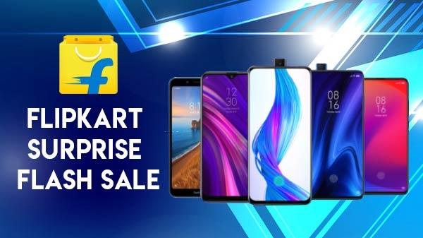 Flipkart पर रविवार को होगी इन 5 नए स्मार्टफोन की सरप्राइज फ्लैश सेल