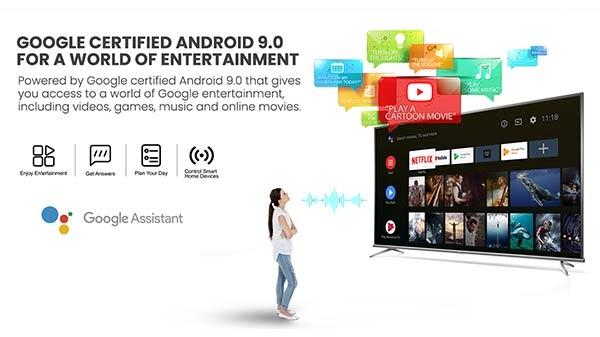 TCL का नया स्मार्ट एंड्रॉयड टीवी, बेहतरीन मॉर्डन फीचर्स से लैस