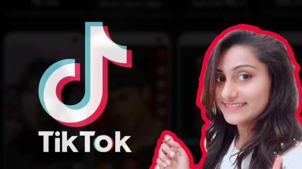 TikTok पर वीडियो बनाने पर लेडी दबंग को पुलिस ने किया सस्पेंड