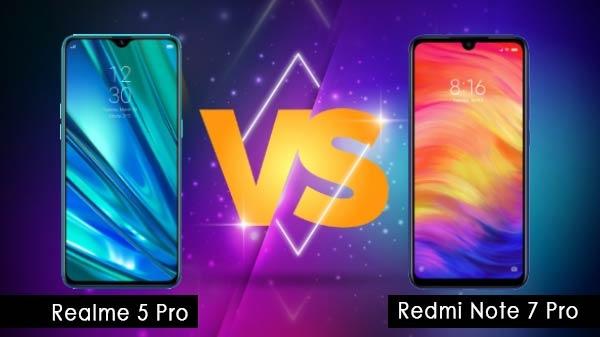 Realme 5 Pro vs Redmi Note 7 Pro: आप कौनसा स्मार्टफोन खरीदना चाहेंगे...?