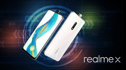Realme X की ओपन सेल आज रात 12 बजे से होगी शुरू