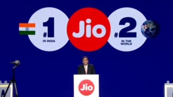 AGM 2019: Jio बना भारत का नंबर वन और दुनिया का नंबर दो टेलिकॉम नेटवर्क, पढ़िए लाइव अपडेट्स