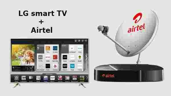एलजी टीवी खरीदने पर पाएं फ्री एयरटेल डिजीटल टीवी, ऑफर खत्म होने से पहले उठाएं फायदा