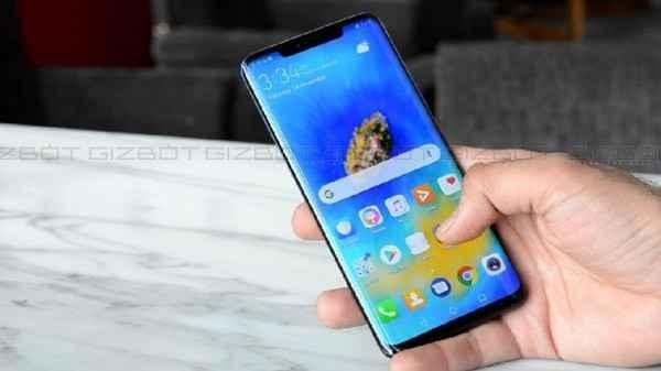 Huawei Mate 30 सीरीज के रेंडर्स हुए लीक, 19 सितंबर को होगा लॉन्च
