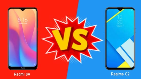 Redmi 8A vs Realme C2: इन दोनों स्मार्टफोन में किसे खरीदना पसंद करेंगे आप...?