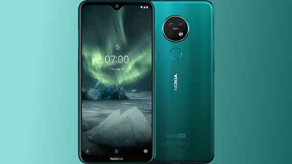Nokia 7.2 हुआ लॉन्च, तीन कैमरों के साथ फुल स्क्रीन वाला डिस्प्ले वाला पहला स्मार्टफोन