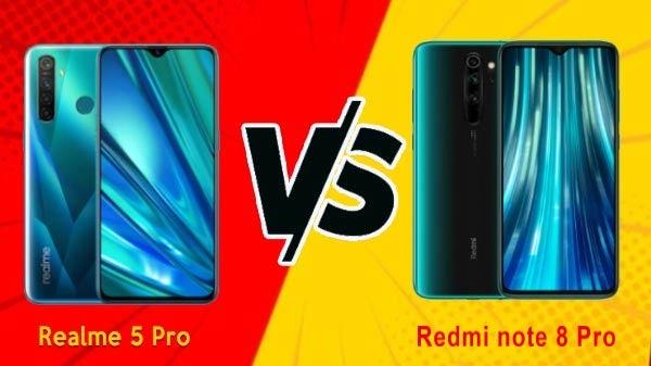 Redmi Note 8 Pro vs Realme 5 Pro: कौनसा प्रो खरीदने पर आपको होगा ज्यादा प्रॉफिट