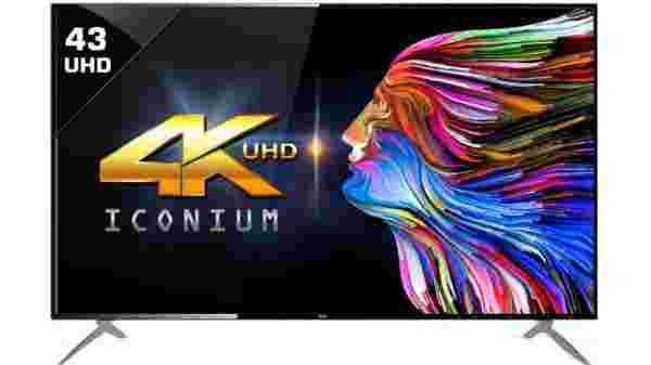 Vu Ultra Smart 80cm (32 inch) HD Ready LED Smart TV (फ्लिपकार्ट)