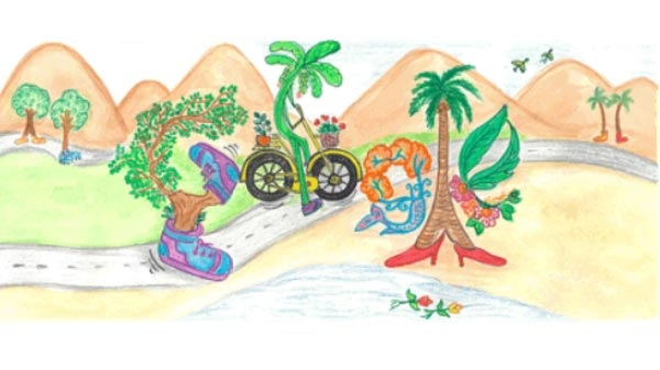 बाल दिवस पर बच्चों के खास दिन को गूगल ने अपने डूडल से बनाया बेहद खास