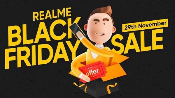 Realme Black Friday Sale में कल मिलेगा हर स्मार्टफोन पर भरपूर डिस्काउंट, पढ़िए और जानिए