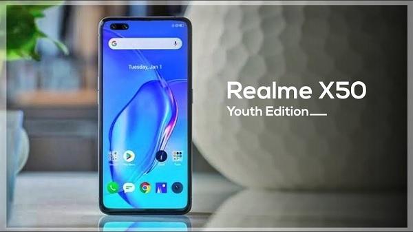 Realme X50 Youth Edition में यूथ के लिए क्या होगा स्पेशल...? पढ़िए और जानिए...!