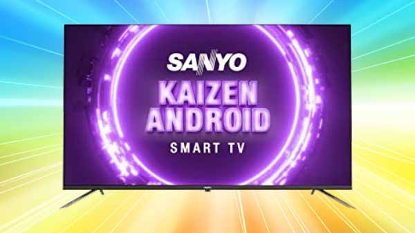 Sanyo Kaizen Series HD Ready Android LED TV (32 inch)