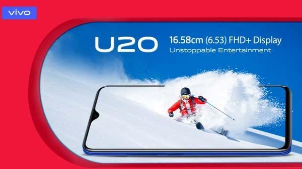 Vivo U20 आज होगा लांच, 5000 mAh बैटरी और ट्रिपल कैमरा सेटअप से होगा लैस, यहां देखिए लाइव लॉन्चिंग