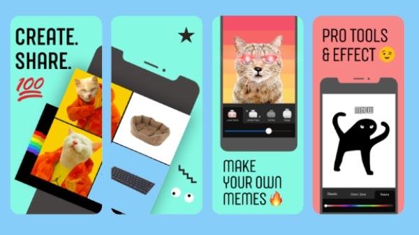 फेसबुक ने मीम्स बनाने के लिए लॉन्च किया एक स्पेशल ऐप,  पढ़िए और जानिए इसका नाम और अनोखा काम