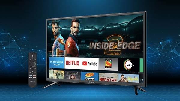 Amazon ने Onida के साथ लॉन्च किया फायर TV एडिशन, शुरुआती कीमत 12,000 रुपए