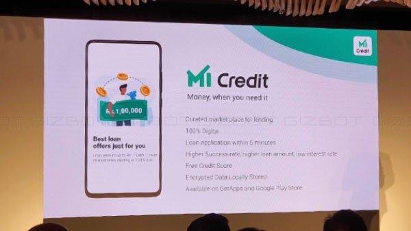 Xiaomi अब सिर्फ 5 मिनट में देगा पर्सनल लोन, लॉन्च किया क्रेडिट ऐप