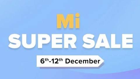Xiaomi Super Sale 2019: 12 दिसंबर तक शाओमी के सभी स्पेशल स्मार्टफोन पर भारी छूट