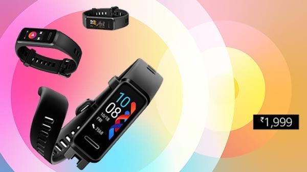 Huawei Band 4 हुआ लॉन्च, कम कीमत पर मिलेगी ढ़ेरों सुविधाएं