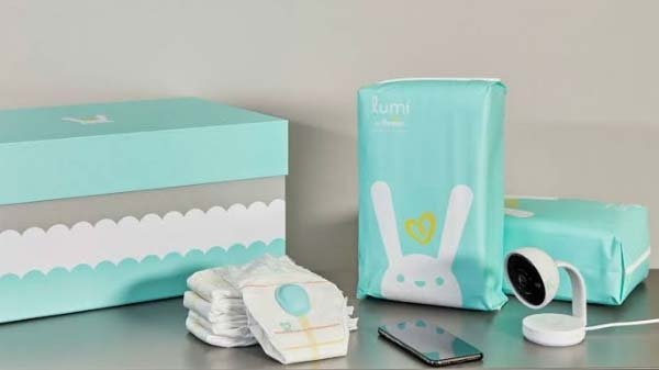 4) Lumi by Pampers