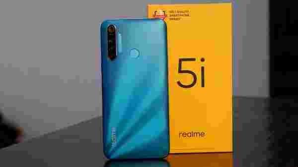 Realme 5i: भारत में लॉन्च हुए नए स्मार्टफोन की कीमत और फीचर्स