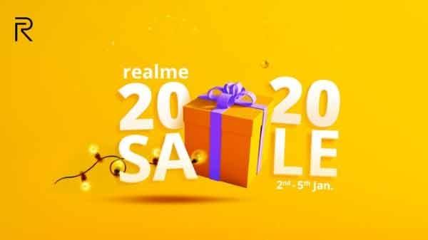 Realme 2020 Sale: 5 जनवरी तक चलेगी इस साल की पहली रियलमी सेल