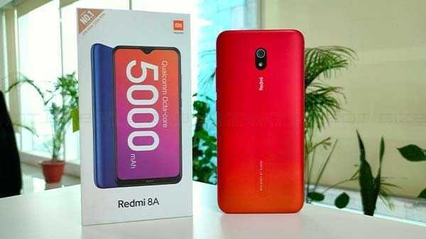 Redmi 8A: Andorid 10 अपडेट के साथ कम कीमत में सुपर सिस्टम वाला स्मार्टफोन