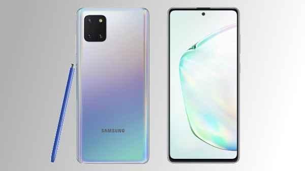 Samsung Galaxy Note 10 Lite की लॉन्च से पहले चला कीमत का पता, पढ़िए और जानिए