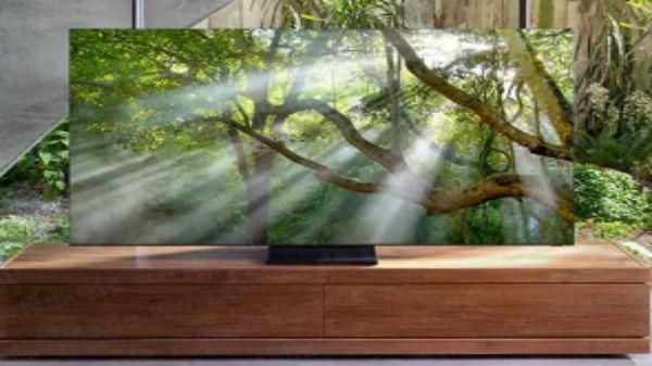 सैमसंग जल्द ही लॉन्च करेगी दुनिया का पहला बेजल लेस स्मार्ट टीवी