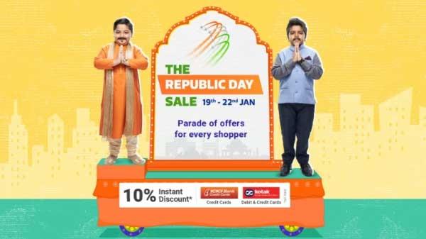 Flipkart Republic Day Sale: 19 जनवरी से शुरू होगी ऑफर्स और डिस्काउंट की भरमार