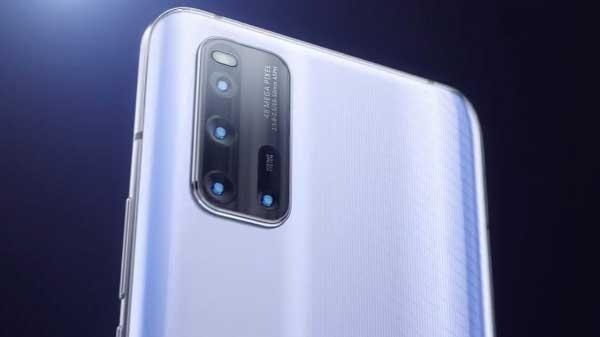 iQoo 3 Video Teaser Released, Quad Camera Setup with 48 MP Primar Sensor