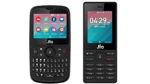 Jio Phone यूज़र्स के लिए रिलायंस जियो ने पेश किए दो नए छोटे प्रीपेड प्लान