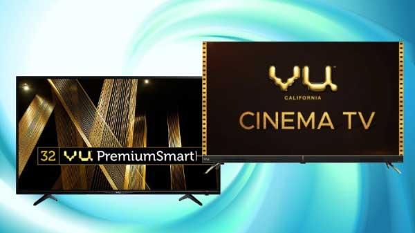 Vu का प्रीमियम टीवी लॉन्च, अलग-अलग पिक्चर्स मोड के साथ एक खास क्रिकेट मोड भी शामिल