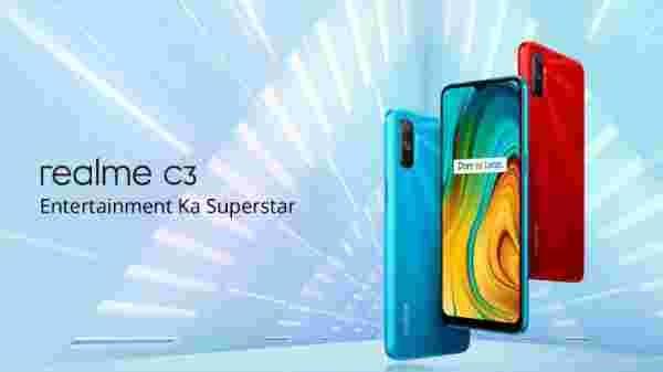Realme C3 की पहली फ्लैश चल रही है, ऑफर्स के बारे में पढ़ें और जल्दी खरीदें