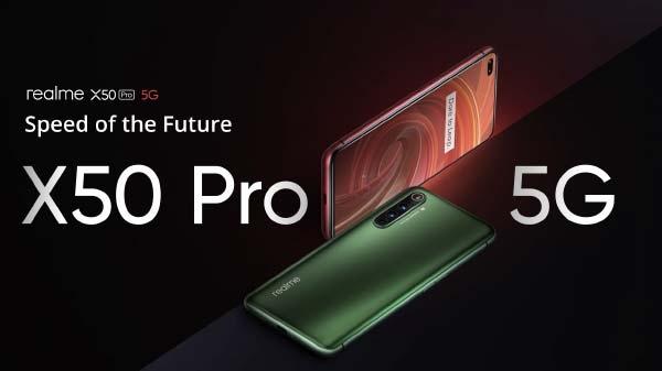 Realme X50 Pro 5G भारत में लॉन्च, दो सेल्फी कैमरा वाले फोन की आज ही होगी पहली बिक्री