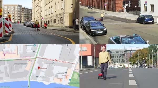 साइमन ने खाली सड़क पर लगा दिया ट्रैफिक जाम लेकिन कैसे ?