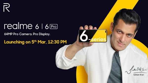 Realme 6 और Realme 6 Pro के लॉन्च से पहले लीक हुई कीमत, जानिए किसका होगा कितना दाम