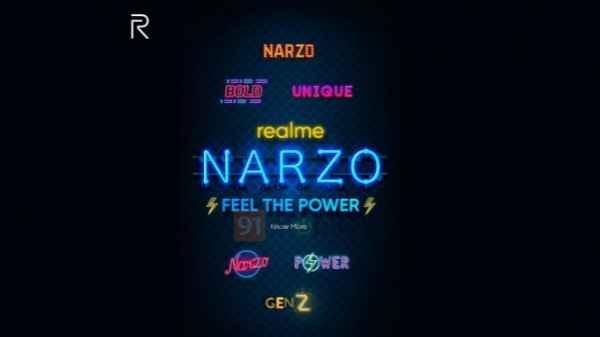 Realme Narzo होगी रियलमी स्मार्टफोन की नई सीरीज, युवाओं के लिए होगा इसमें कुछ खास