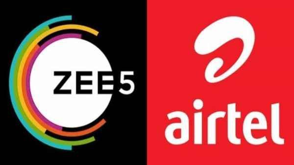 Airtel का नया ऑफर, इन ग्राहकों को मिलेगा Zee5 का फ्री सब्सक्रिप्शन